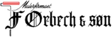 F. Ørbech & Søn logo