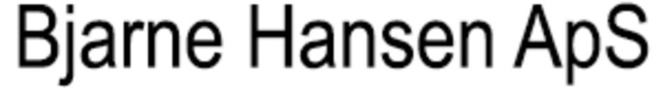 Bjarne Hansen ApS logo