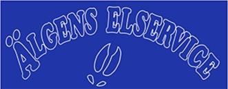 Älgens Elservice logo