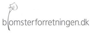 Blomsterforretningen Farsø logo