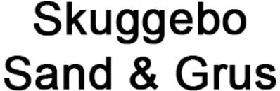 Skuggebo Sand & Grus logo