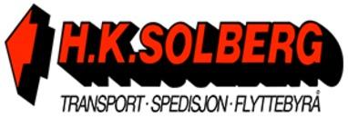 H K Solberg AS logo