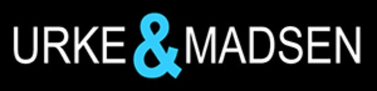Urke & Madsen AS logo
