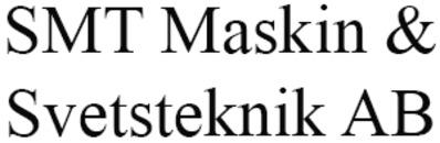SMT Maskin & Svetsteknik AB logo