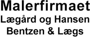 Malerfirmaet Lægård og Hansen Bentzen & Lægs logo