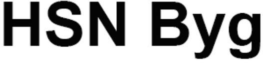 HSN Byg logo