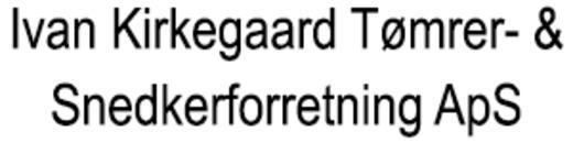 Ivan Kirkegaard Tømrer- & Snedkerforretning ApS logo