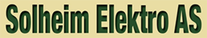 Solheim Elektro AS logo