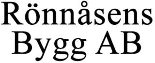 Rönnåsens Bygg AB logo