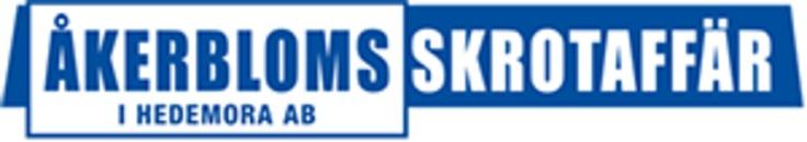 Åkerbloms Skrotaffär AB logo