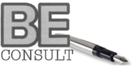 BE Consult logo