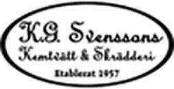 KG Svenssons Kemtvätt AB logo