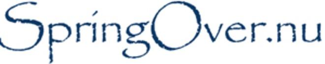 SpringOver.Nu v/ Berit Klit Madsen logo