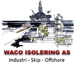 Waco Isolering AS logo