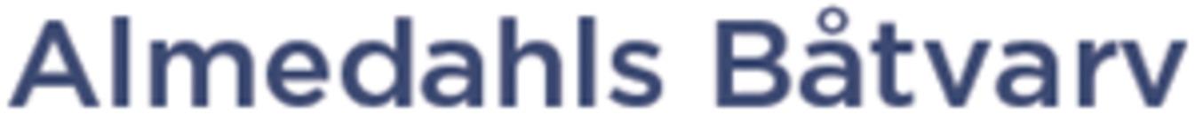 Almedahls Båtvarv AB logo