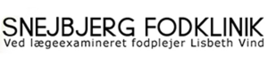 Snejbjerg Fodklinik logo