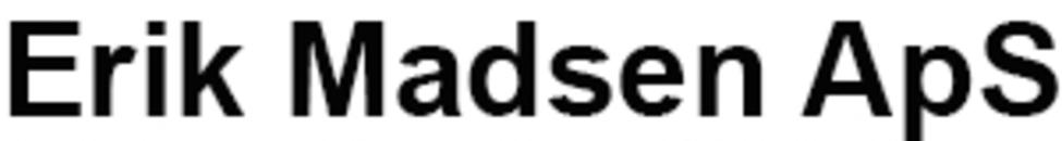 Erik Madsen ApS logo
