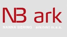 NB Ark, rådgivende arkitekter m.a.a. logo
