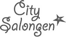 City Salongen logo