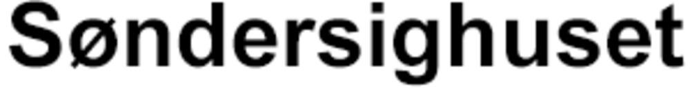 Din Lokale Tømrer. Søndersighuset logo