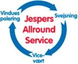 Jesper's All Round Service logo
