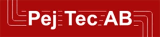 Pej Tec Förpackningshantering AB logo