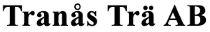 Tranås Trä AB logo