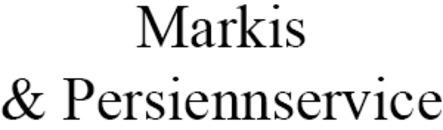 Markis & Persiennservice logo