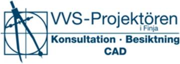VVS-Projektören i Finja AB logo