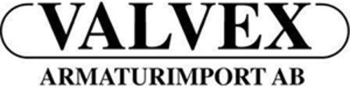 Valvex Armaturimport AB logo