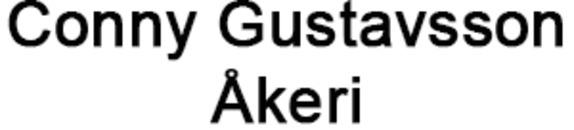Gustavsson Conny Åkeri logo