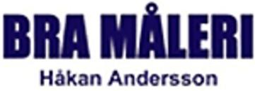 Bra Måleri, Håkan Andersson logo