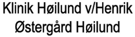 Klinik Høilund v/Henrik Østergård Høilund logo
