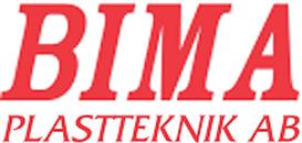 BIMA Plastteknik AB logo