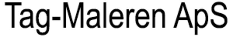 Tag-Maleren ApS logo