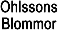 Ohlssons Blommor logo
