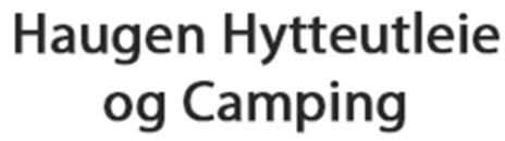 Haugen Hytteutleie og Camping Åge Haugen logo