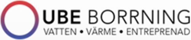 UBE Borrning AB logo