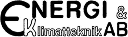 Energi & Klimatteknik AB logo