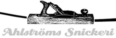 Ahlströms Snickeri AB logo