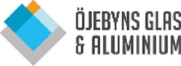 Öjebyns Glas och Aluminium AB logo