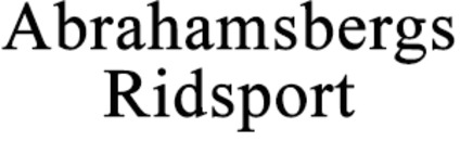 Abrahamsbergs Ridsport logo