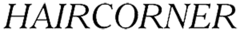 Haircorner logo