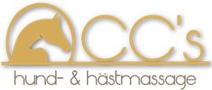 CC's Häst o. Hundmassage logo