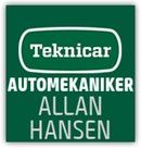 Allan Hansen logo