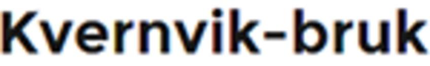 Kvernvik Bruk A/S logo