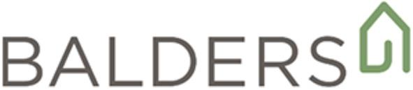 Balders Fastighetsmäklare logo