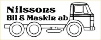 Nilssons Bil & Maskin AB logo