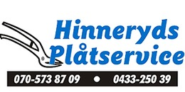 Hinneryds Plåtservice logo