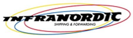 Infranordic Shipping & Forwarding AB logo